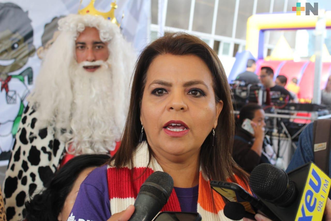 Podría construirse un albergue para niños migrantes en Acayucan: Verónica Aguilera
