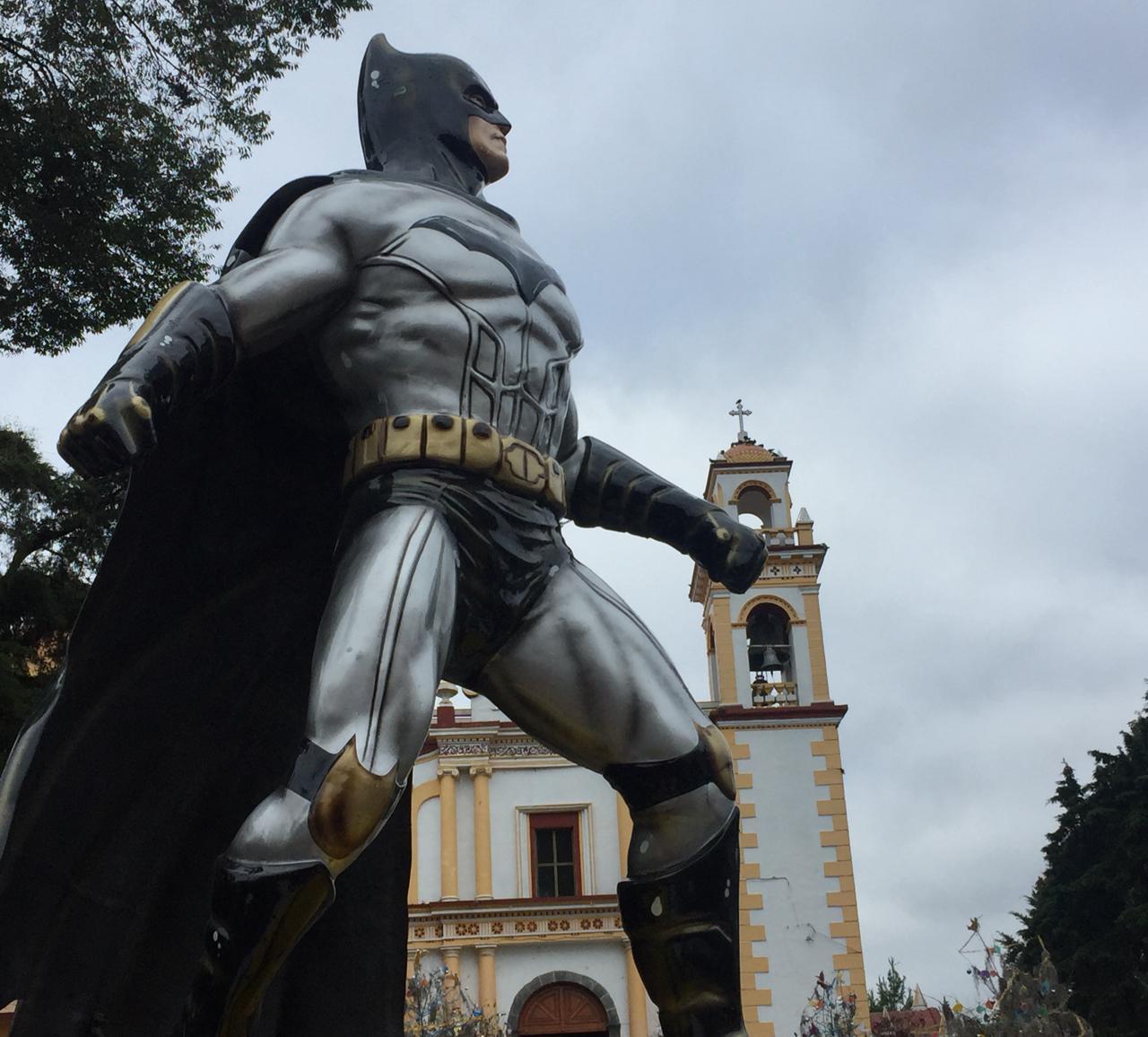 Batman en Xico