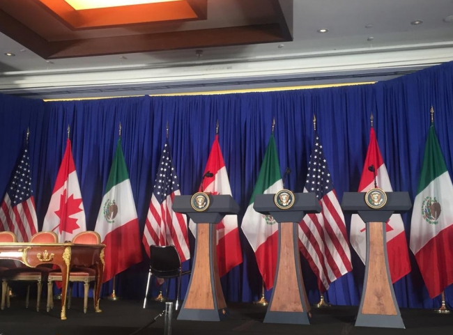 Abre al alza Bolsa Mexicana de Valores, pendiente a ratificación del T-MEC