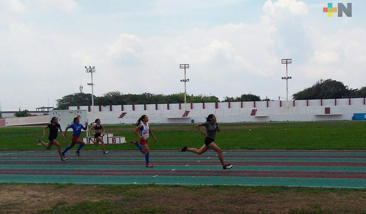 Estadio Rafael Hernández Ochoa recibirá regional de atletismo