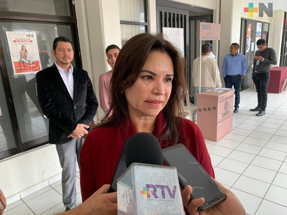 Lamentable que grupos religiosos no acepten lo que ya se vive en al realidad: Mónica Robles