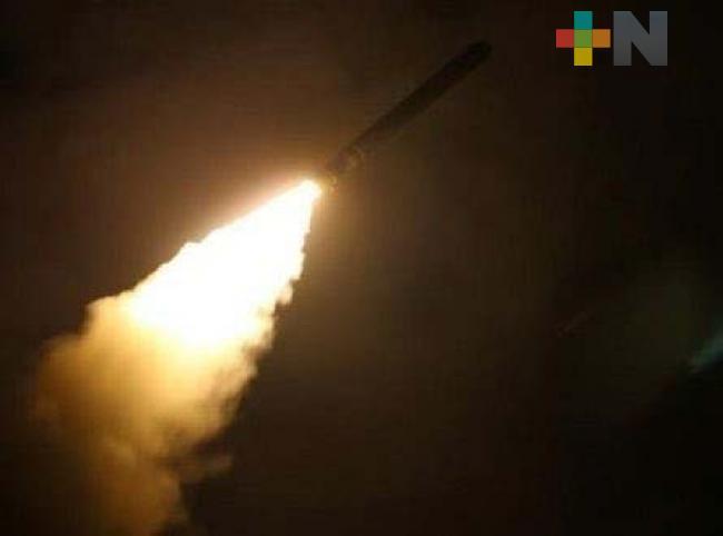 Siria reporta ataque con misiles de Israel