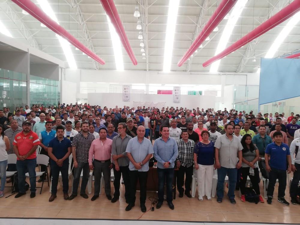 Realiza IVD Taller de Capacitación rumbo a Juegos CONADE 2020