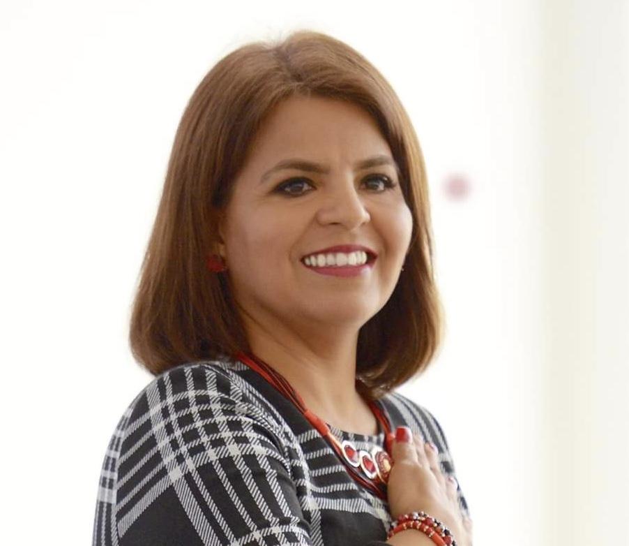Por motivos personales, Verónica Aguilera presentó su renuncia al DIF estatal