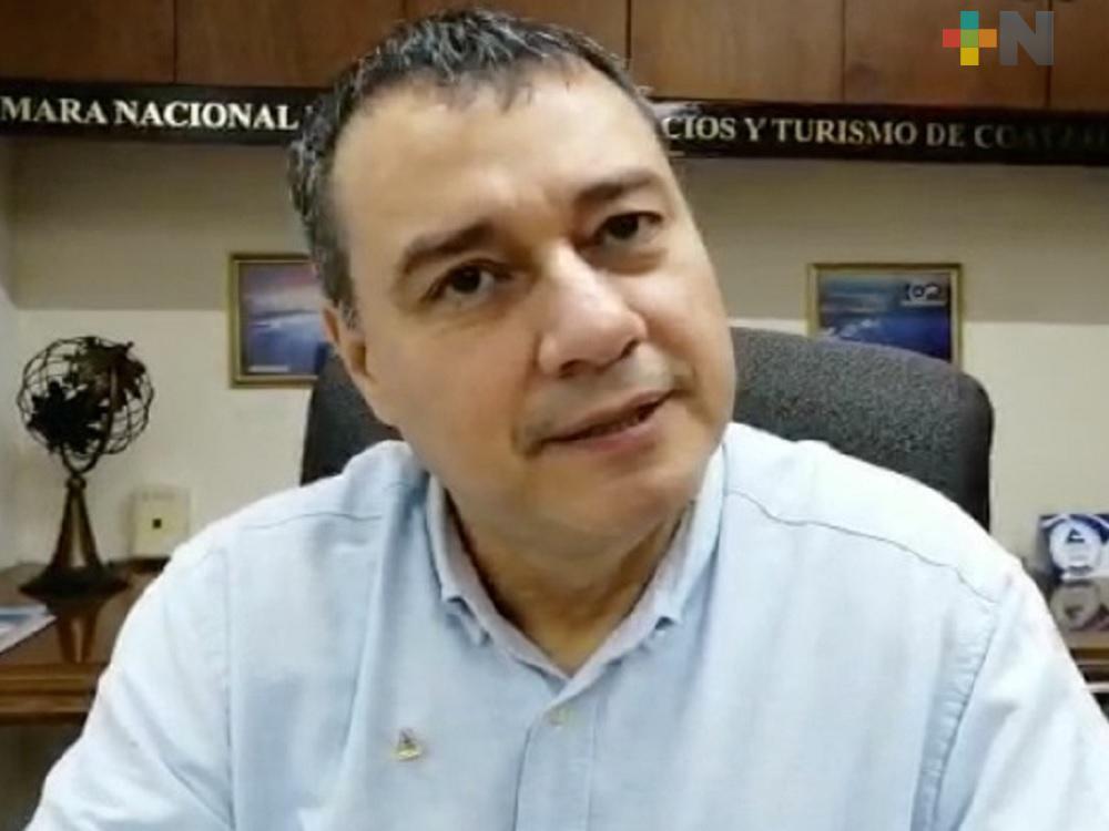 Comerciantes de Coatzacoalcos logran ventas de un 60% por Día de San Vaentín: Canaco
