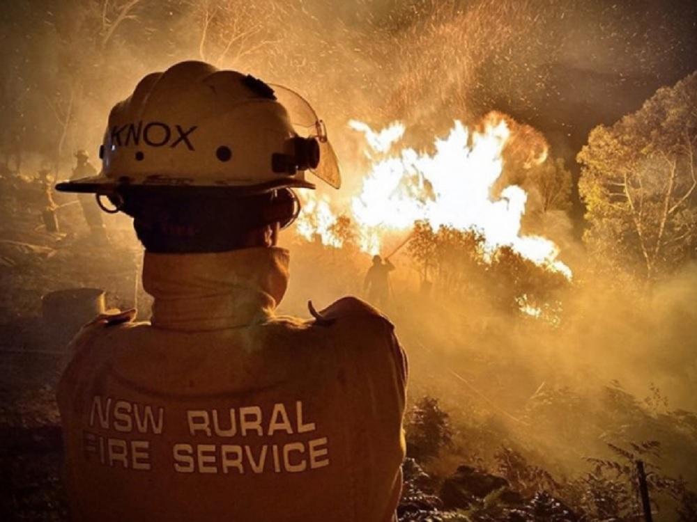 Se registra 40 por ciento menos de incendios en el país