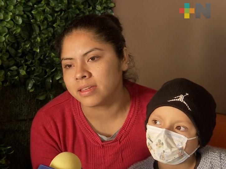 Jordan requiere de 25 mil dólares para un trasplante de médula