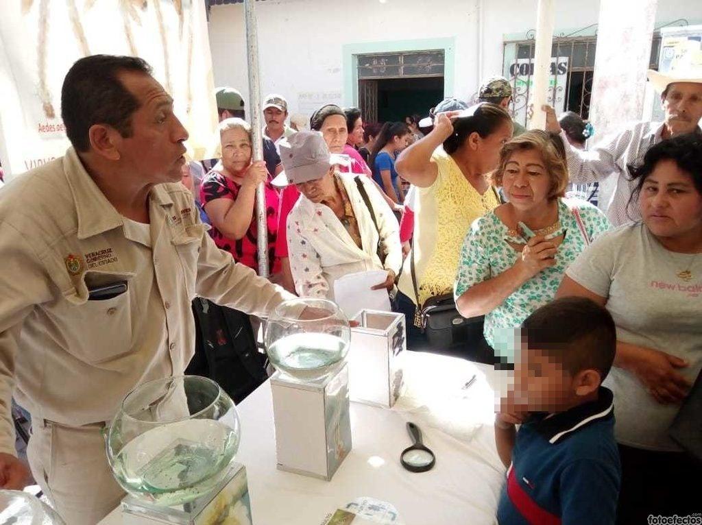 Con Brigadas Itinerantes en la zona centro, Salud prioriza a quienes menos tienen