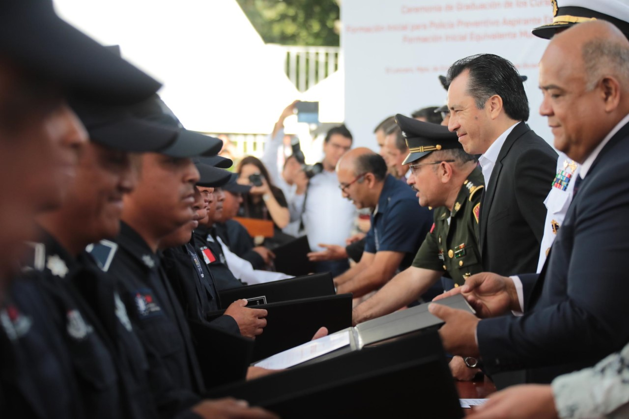 22 municipios recibirán recursos para el fortalecimiento de Seguridad