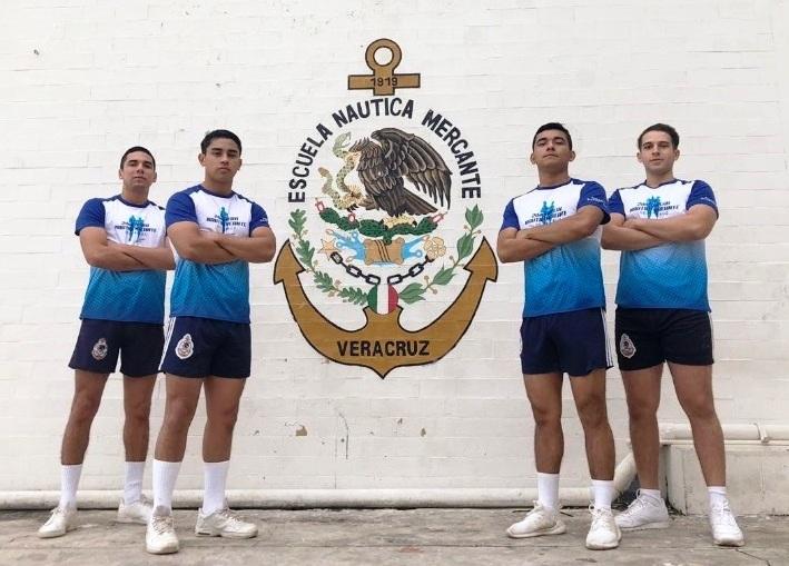 Lista la Segunda Carrera y Caminata de la Escuela Náutica Mercante de Veracruz