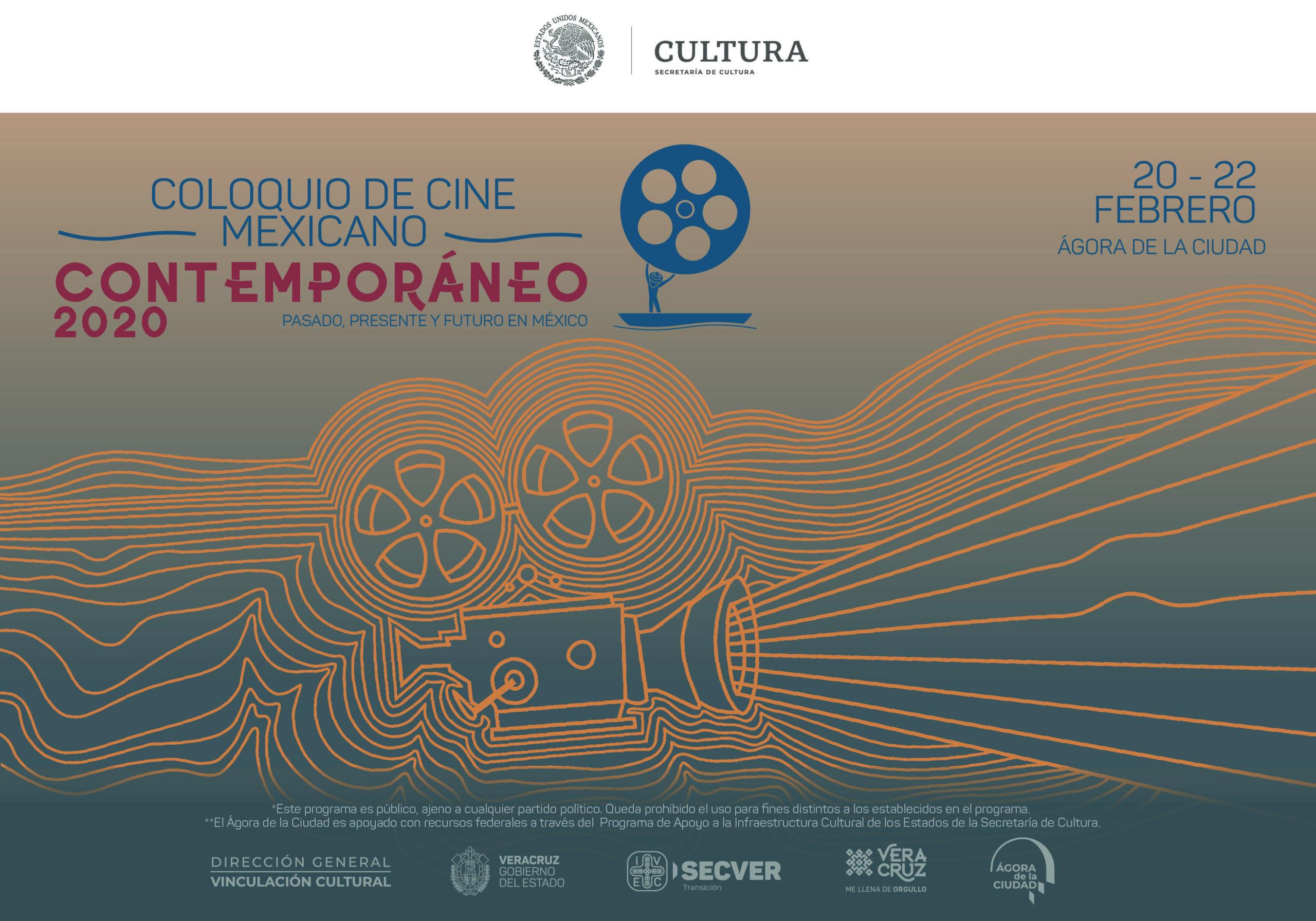 Presenta IVEC Coloquio de Cine Mexicano Contemporáneo 2020