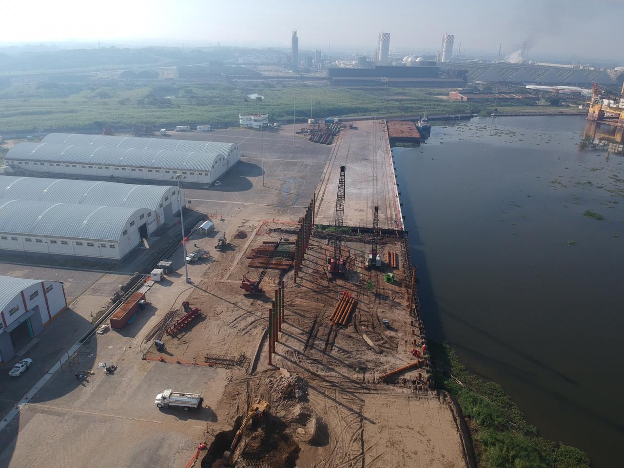 Corredor Interoceánico desarrollará la economía no solo de Veracruz, sino del país: Antonio Luna Rosales