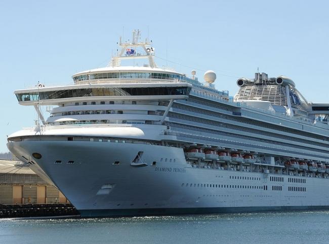 EUA evacuará a connacionales de crucero puesto en cuarentena en Japón