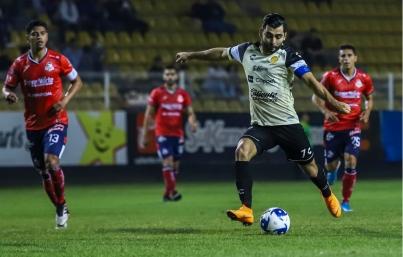 Dorados empata 1-1 ante Cimarrones en Ascenso MX