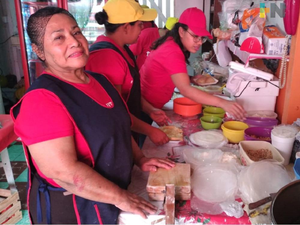 En festival del barrio de la Huaca, se utilizarán más de 200 kilos de masa al día