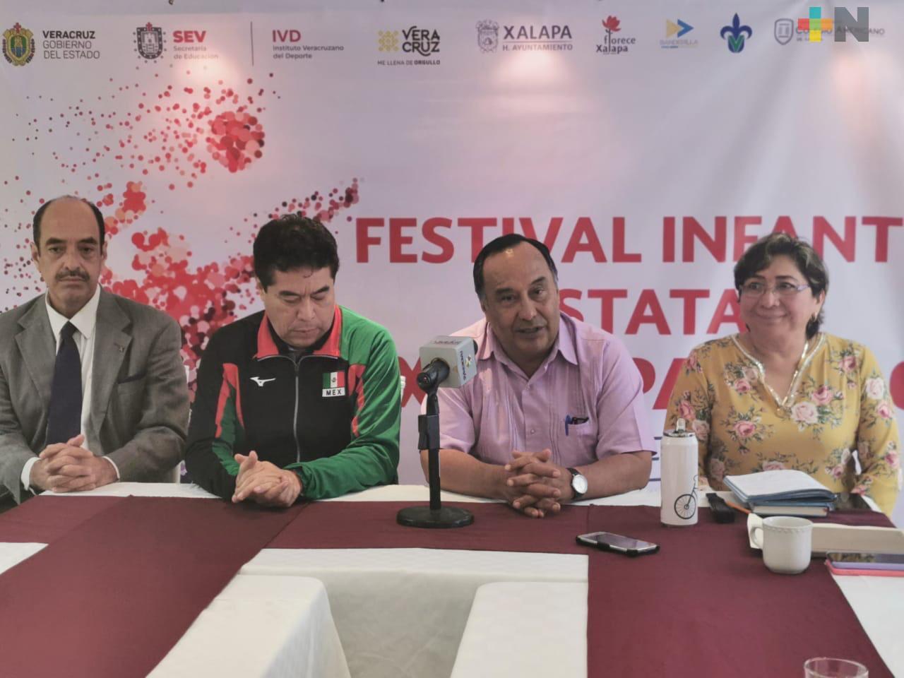 Más de ochenta equipos en Festival Estatal de Voleibol