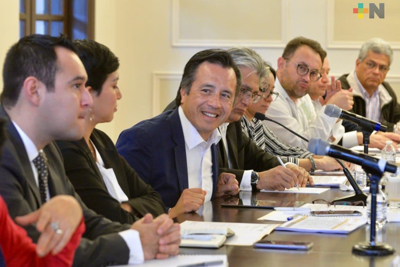 Después de 10 años, Veracruz concursa 22 proyectos para acceder al Fideicomiso Fondo Metropolitano