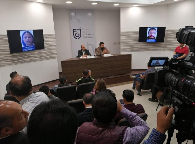 Fiscalía girará dos órdenes de aprehensión por caso Fátima