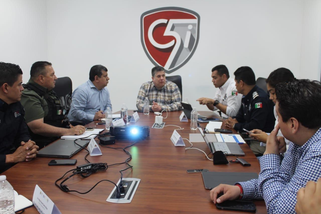 Gobiernos de Veracruz y Oaxaca fortalecen cooperación en materia de seguridad