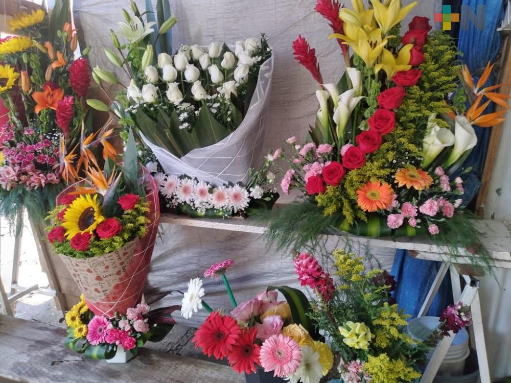 Hasta un 50% subirá precio de las flores por Día del Amor y la Amistad