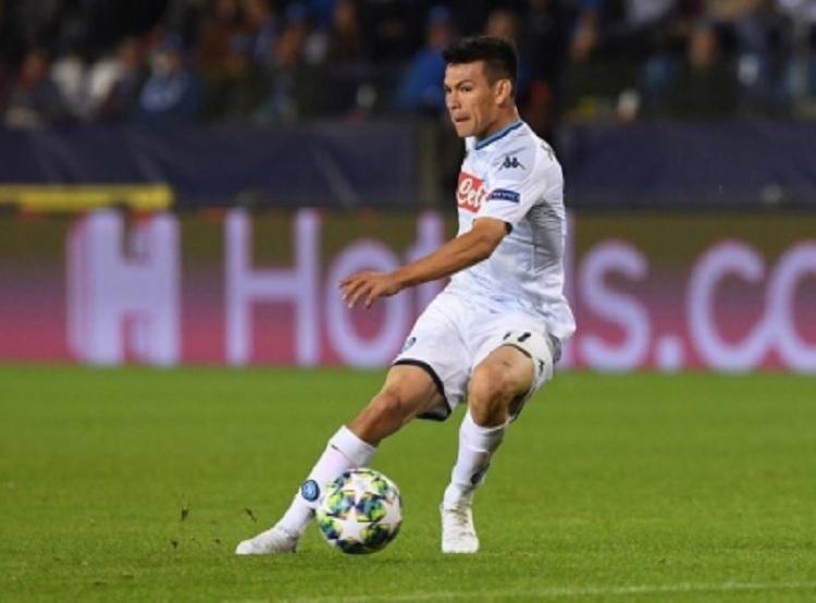 Lozano y Nápoles van por la sorpresa ante Inter en semifinales de Copa