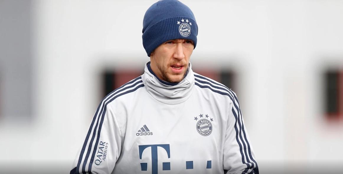 Bayern Múnich pierde al croata Ivan Perisic por lesión
