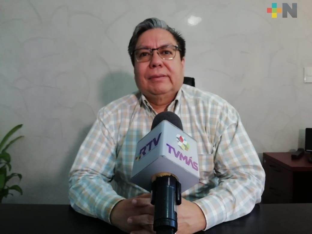 Normando Bustos dejará Fiscalía Regional de Coatzacoalcos