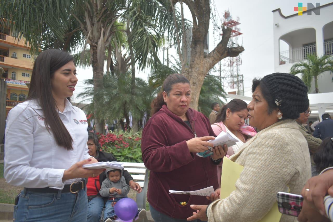 Llegan las Jornadas Itinerantes a Tuxpan