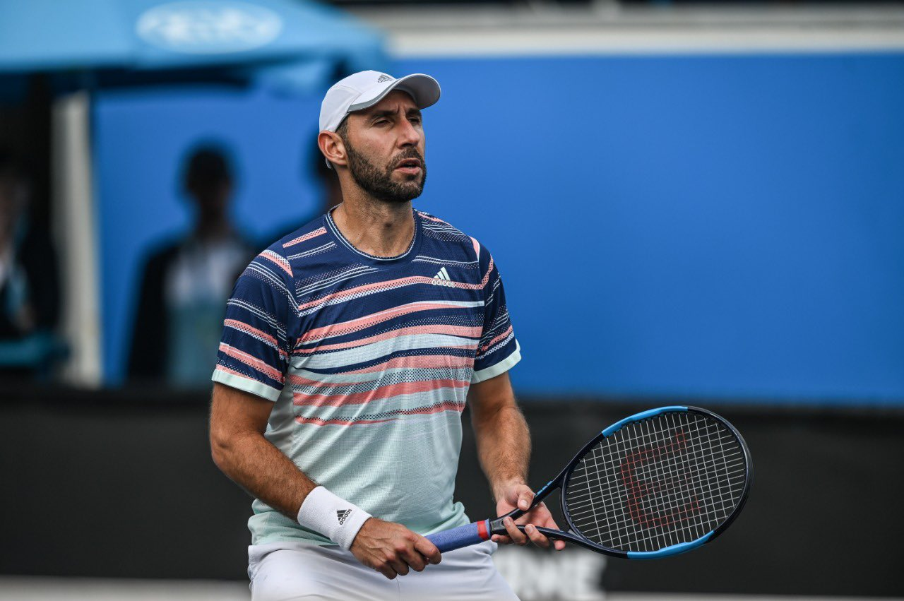 Santiago González escaló nueve posiciones en ranking mundial de la ATP