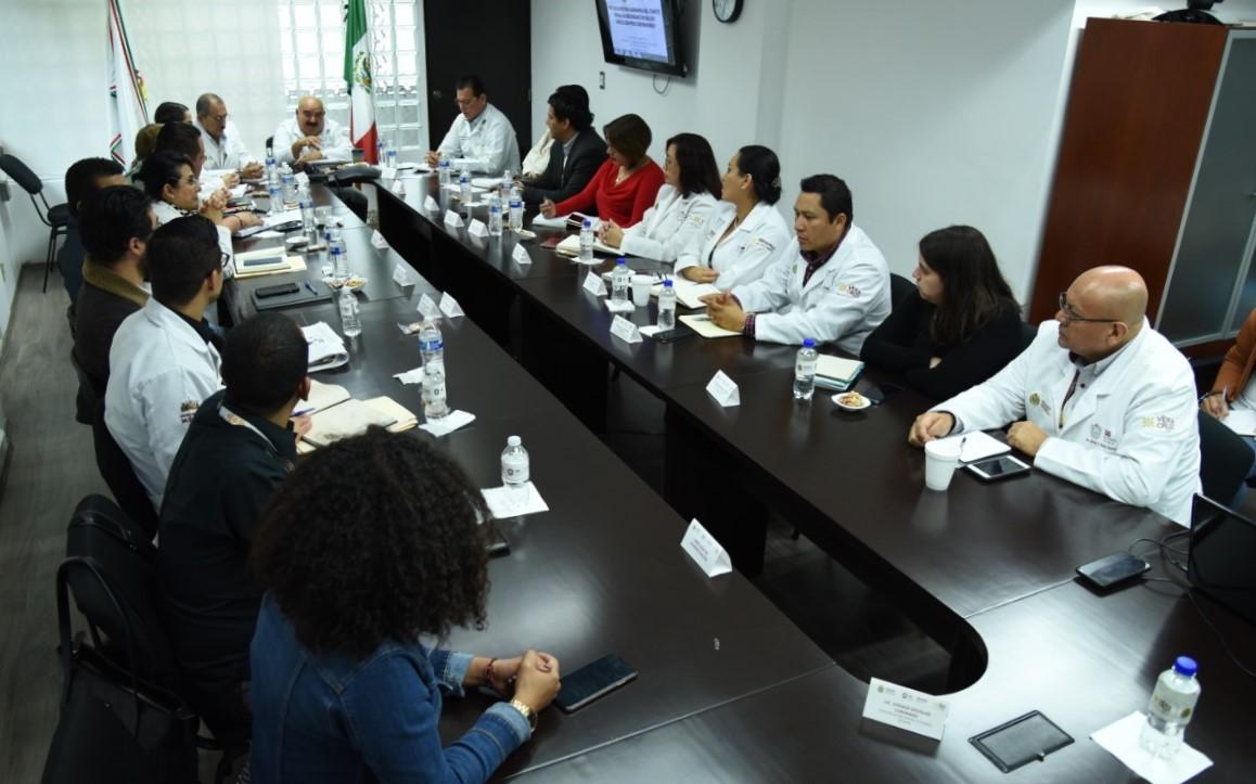 Secretaría de Salud establece vigilancia médica en puertos y aeropuertos
