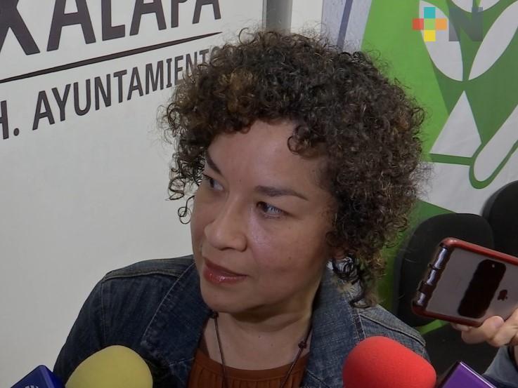 Se registraron 34 casos de violencia de género en la Línea Violeta del 16 al 30 de marzo, en Xalapa