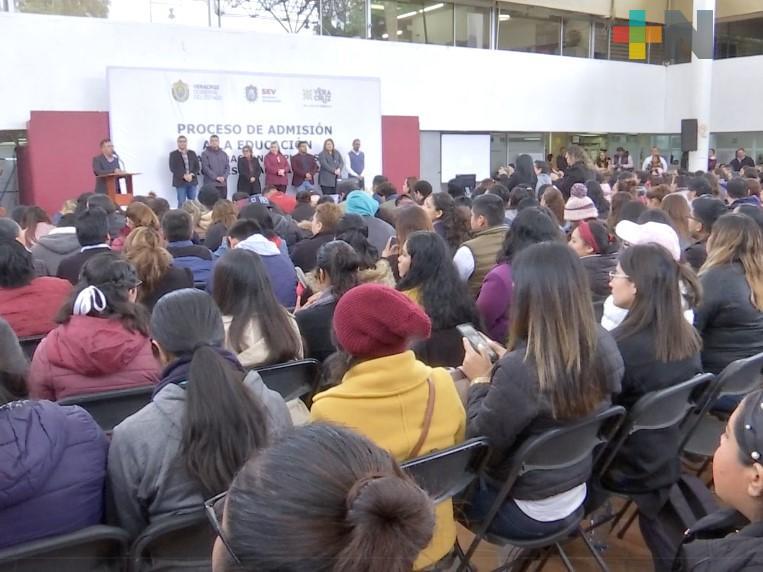 SEV asigna plazas temporales a más de 270 docentes
