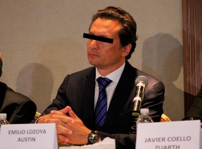 Trasladarán a Lozoya a Madrid para estar cerca de la Audiencia Nacional