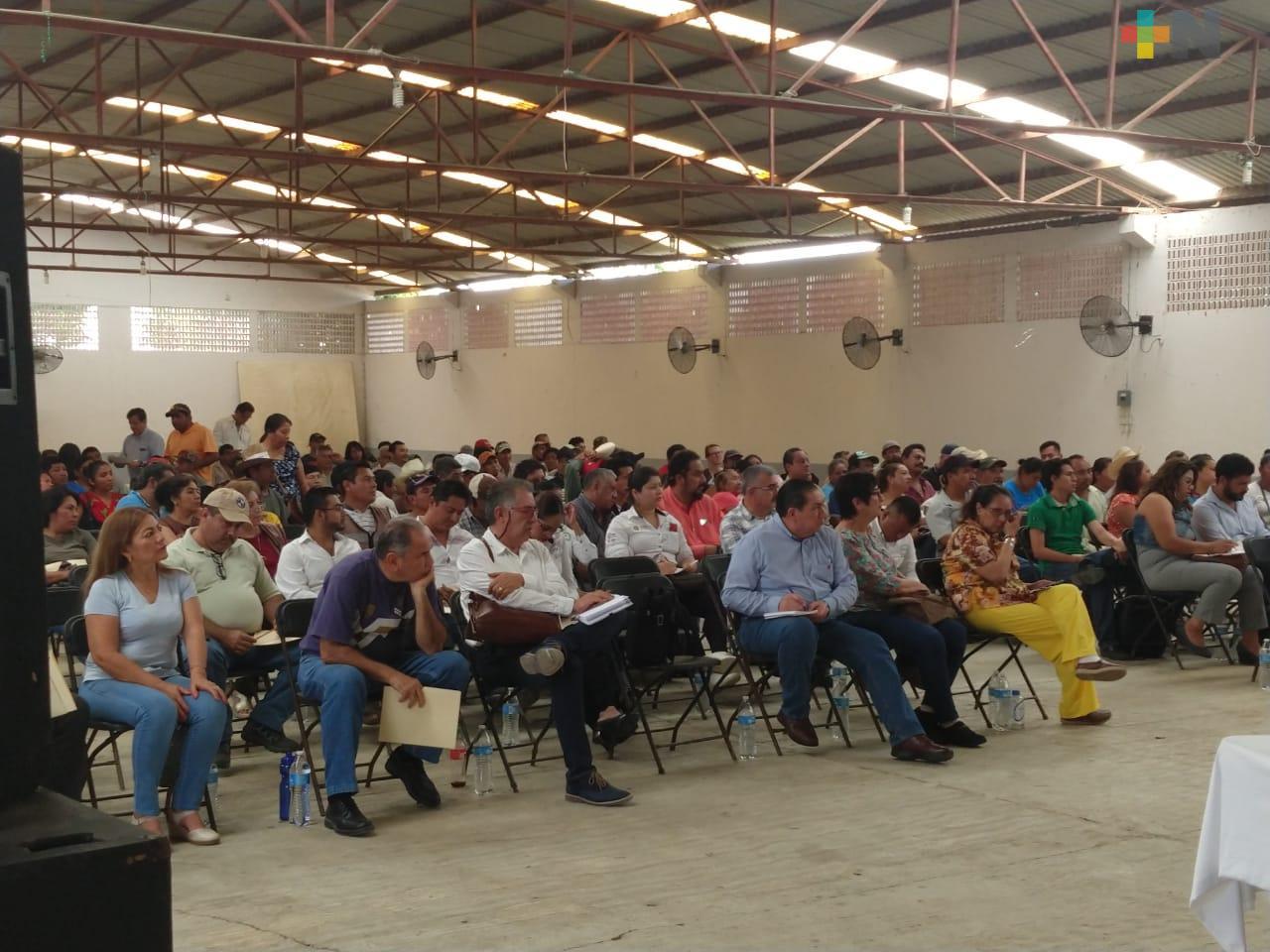 Realizan en Veracruz primera consulta pública sobre Corredor Transístmico