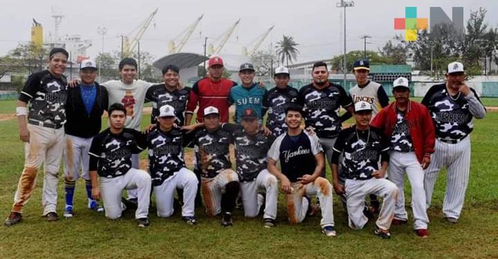 Petroleros y Guerreros empataron en juego de la Liga Instruccional de Beisbol