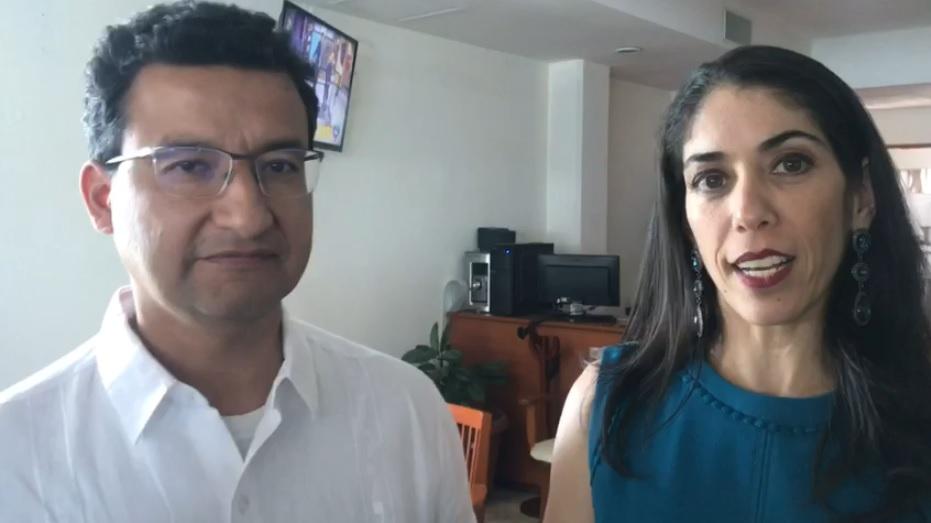 Refrendan trabajo de coordinación fiscalías de Oaxaca y Veracruz