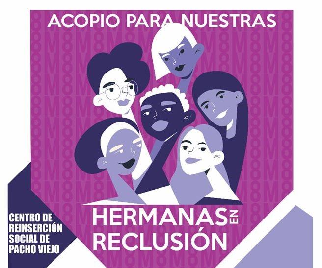 """Proyecto """"Hermanas en reclusión"""", busca apoyar a mujeres del Cereso de Pacho Viejo"""