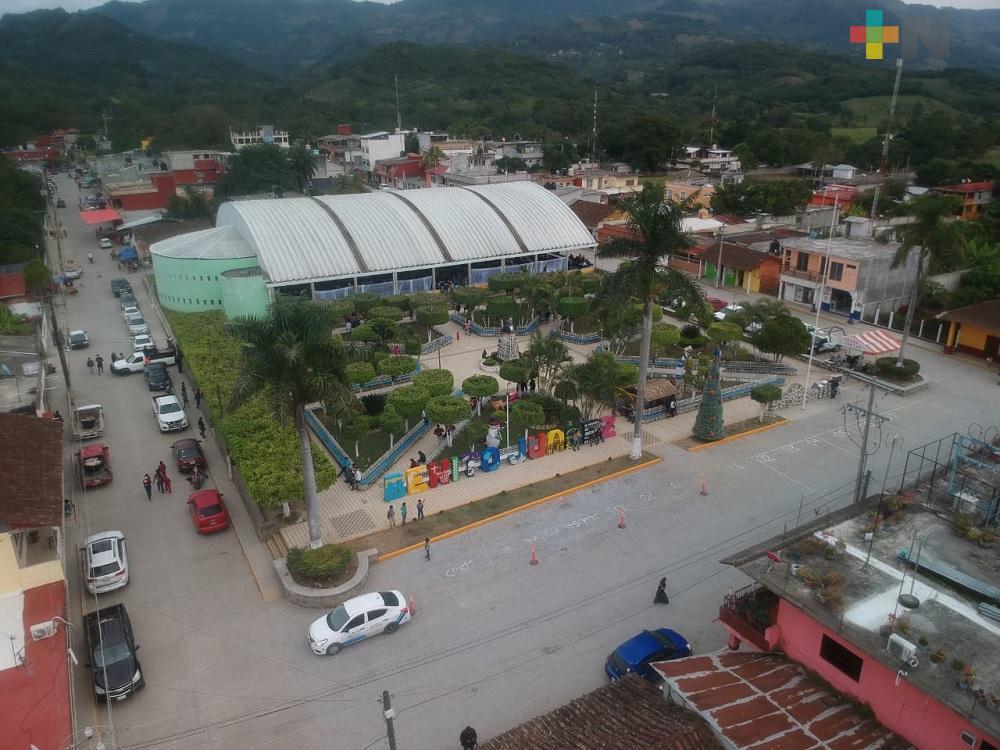 PC de Huayacocotla, atento a movimientos telúricos en municipio de Benito Juárez