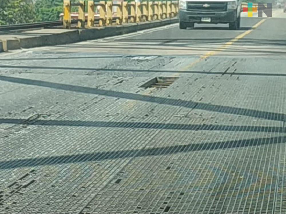 Diputado volverá a gestionar retiro de caseta de cobro del puente Coatzacoalcos I