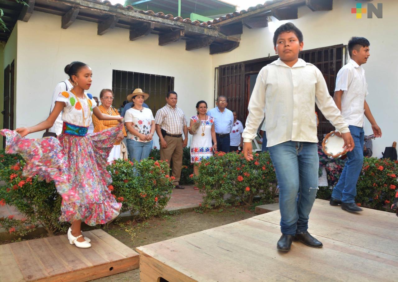 Visitan a talleristas en Casas de Cultura del Papaloapan