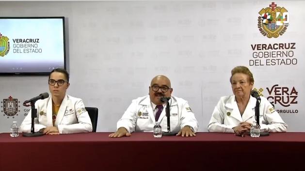 Cifra de casos positivos por Covid-19 en Veracruz se mantiene en 7