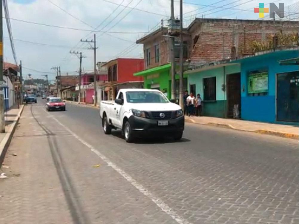Ayuntamientos de las Altas Montañas, se suman a la declaración de emergencia sanitaria