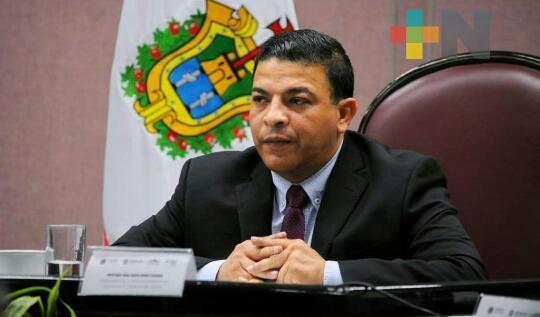 Concluida la cuarentena, Congreso emitirá convocatoria para designar fiscal general en Veracruz