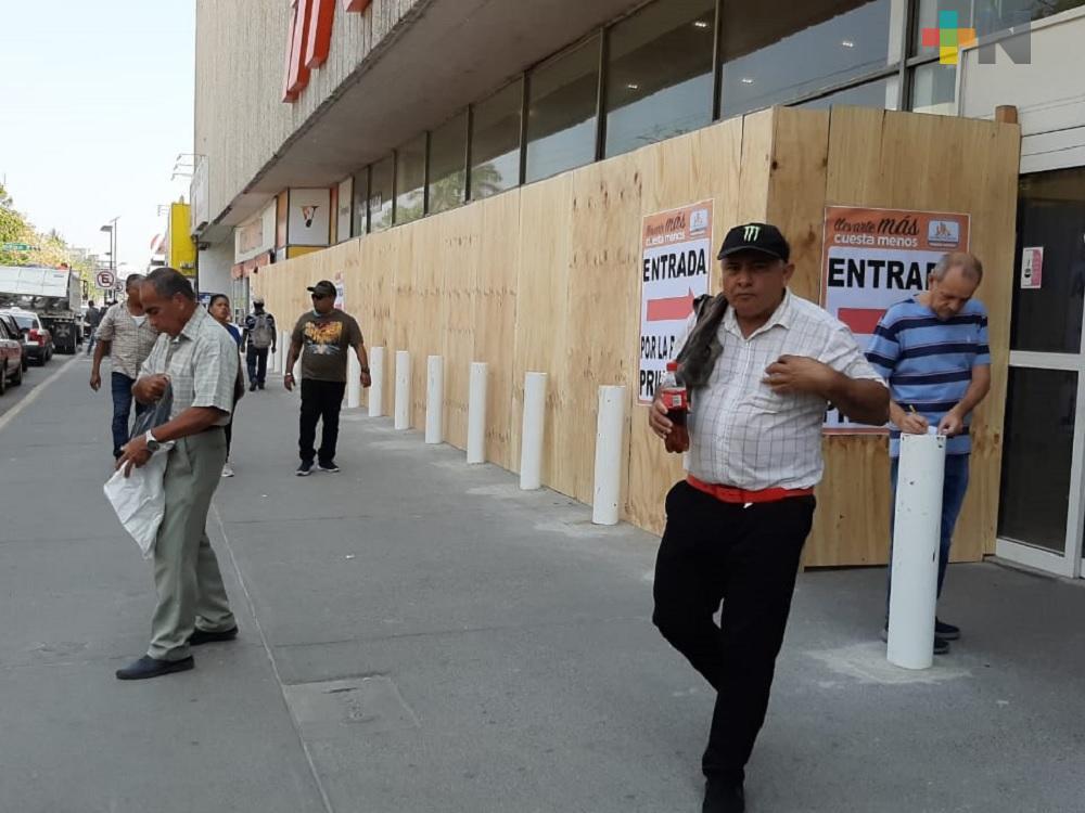 Veracruz ocupa lugar número cuatro a nivel nacional en convocatorias a saqueos y robos