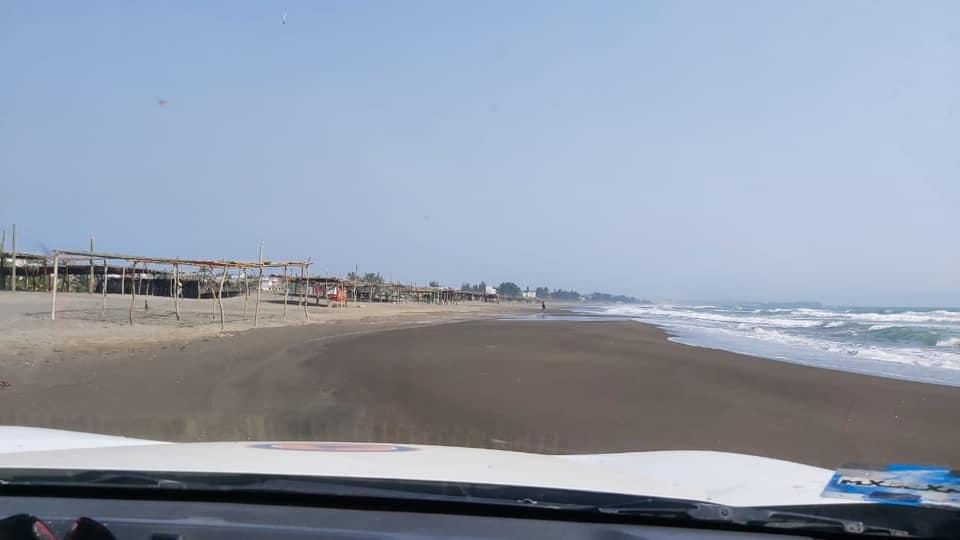 Restringen entrada a la Playa de Chachalacas