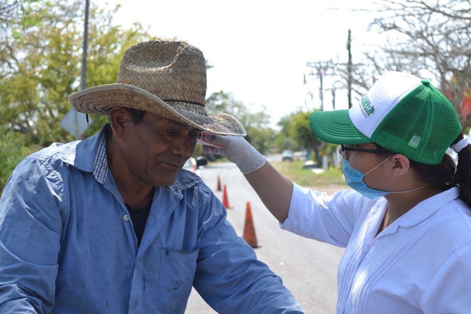 Alcaldesa de Tamiahua lamenta ignorancia y necedad de población de no acatar medidas