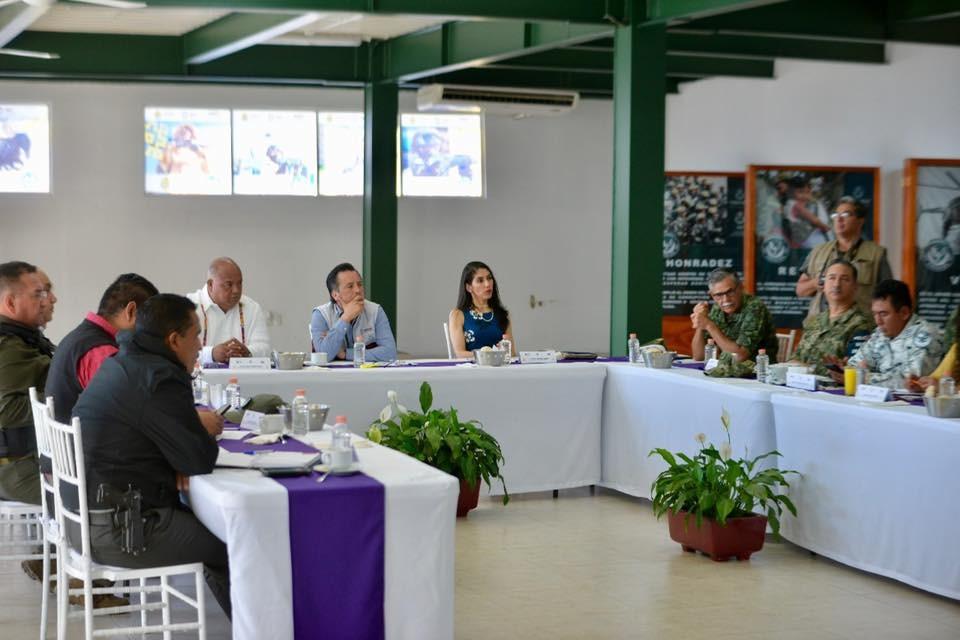 Bienestar de los pueblos se logrará a través de estrategias de seguridad: Cuitláhuac García