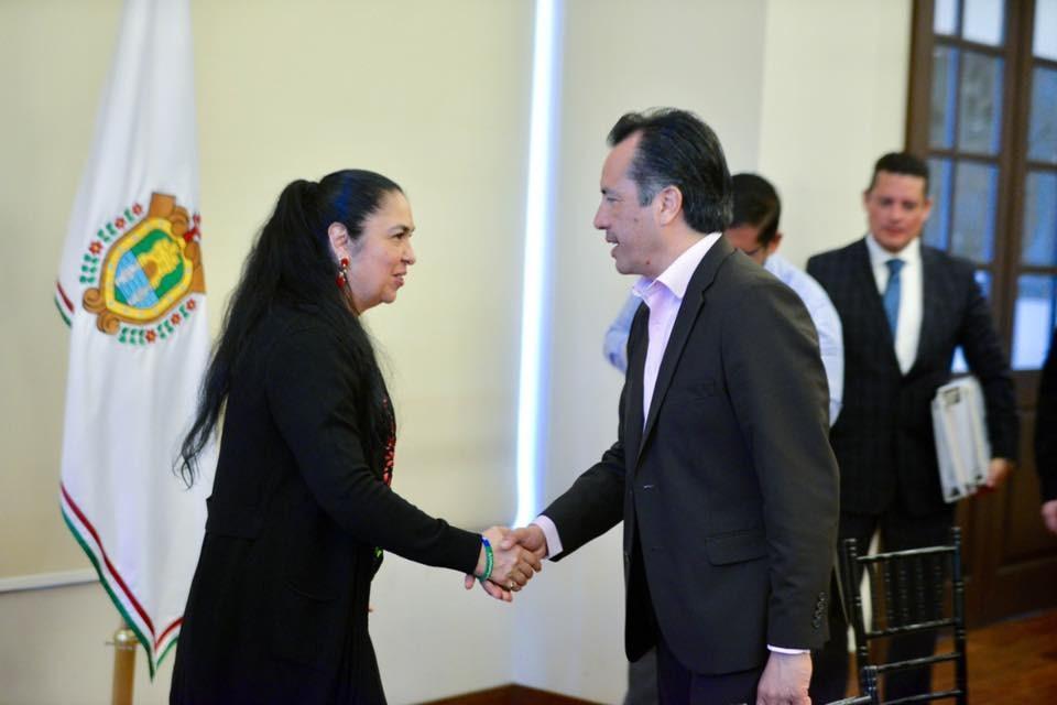 Reitera Gobierno del Estado acuerdos de coordinación con la Universidad Veracruzana