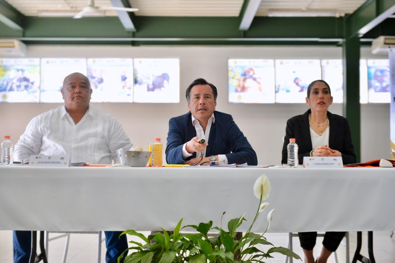 Se acabó la impunidad reafirma Cuitláhuac: detienen a multihomicida de Las Choapas