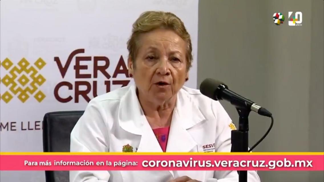 Se mantienen en 7 los casos positivos de Covid-19 en Veracruz